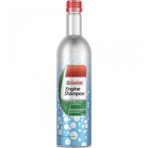 Castrol Dizel Motor Temizleyici Şampuan