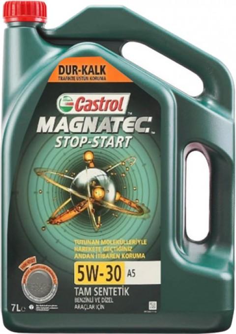 CASTROL MAGNATEC STOP-START 5W-30 A5 7L